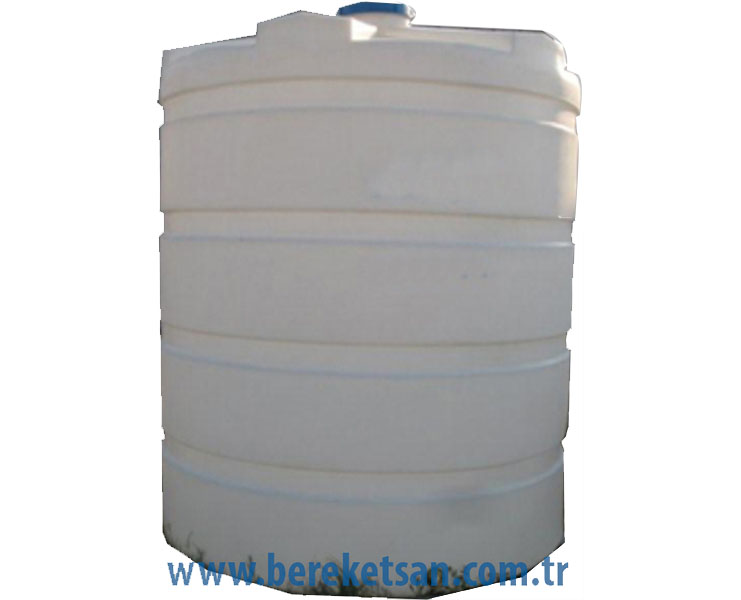 Water Storage Tanks >> Plastic Water Tank Bereketsan Makina